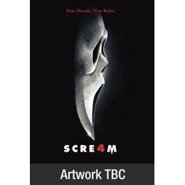 Scream 4 [DVD]